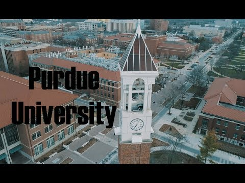 A NIGHT AT PURDUE UNIVERSITY