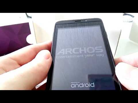 Archos 40 Power review