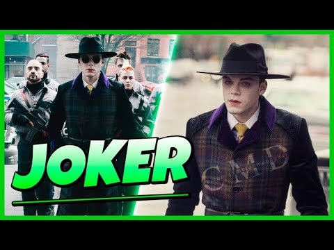 ¡ALUCINANTE! Primer Vistazo al JOKER en GOTHAM interpretado por Cameron Monaghan