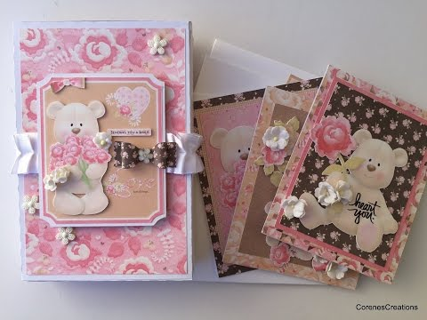 Designer Project - Boxed Greeting Cards - Corene