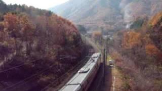 中央線 薮原~奈良井.