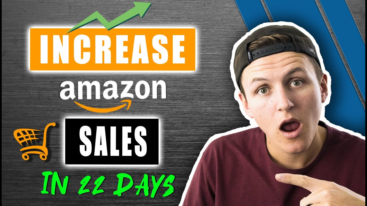 """Get """"MORE AMAZON SALES"""" in 22 Days (GUARANTEED)"""