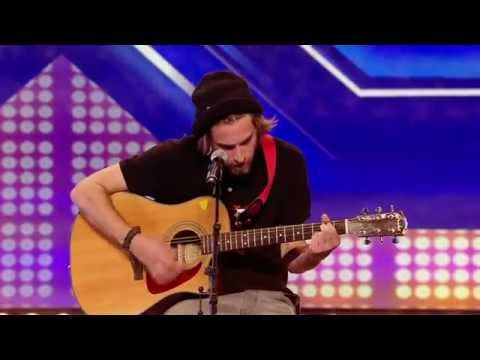 The X Factor UK 2012 - Robbie Hance's audition
