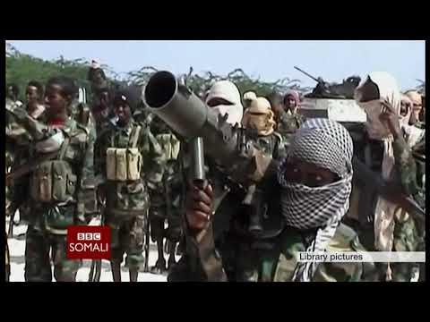 62 Al-Shabab fighters killed by US? (Somalia) - BBC News - 17th December 2018