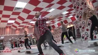 Фитнес клуб Зебра-Дубровка и Ночь Открытых Дверей