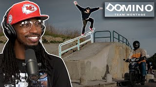 """We Talk About The DC Shoes """"Domino"""" Team Montage Video"""