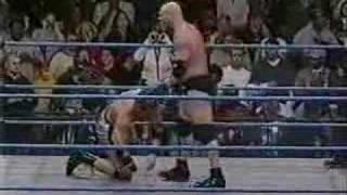 Mark Jindrak vs. Goldberg (WCW Thunder 1/03/01)