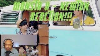 Monsta X - Newton (Reaction) 몬스타 엑스 뉴턴