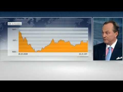 N-24 Börse im Gespräch mit Asienexperte  Dr. Karl Pilny: Börsenausblick China 2011