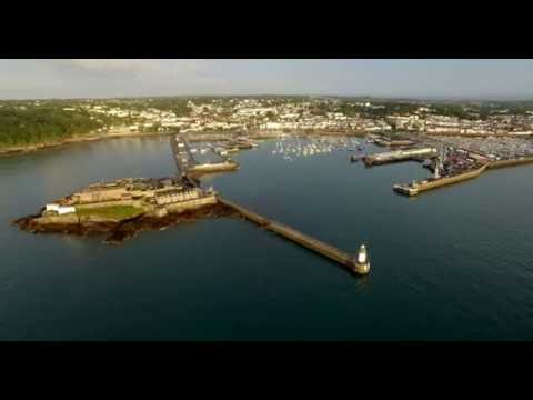 St Peter Port Harbour, Guernsey