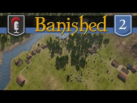 Banished - Nova Carthago Part 2 (The Breeding Program)