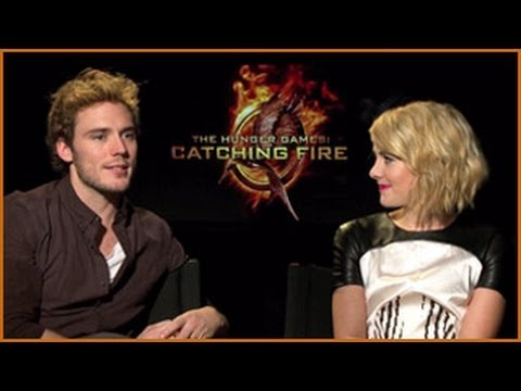 The Hunger Games- Catching Fire: Behind the Scenes Fitness Training Exclusive