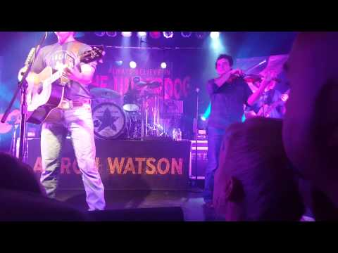 Aaron Watson - That Look  live @ rev room