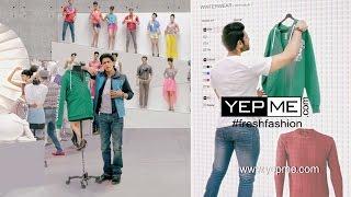Shah Rukh Khan Yepme Ad - Shahrukh Khan's New Yepme Fresh Fashion Tv Ad