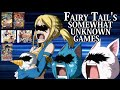 Fairy Tail Video Games//WELCOME TO THE GUILD