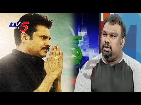 Mahesh Kathi vs Pawan Fans | Mahesh Kathi Exclusive Interview | TV5 News