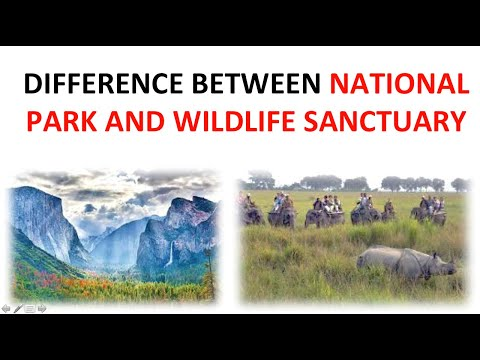 L37- PROTECTED AREA NETWORK( NATIONAL PARK , WILD LIFE)