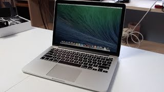 "NEW 13"" Macbook Pro Retina Unboxing & First Look!"
