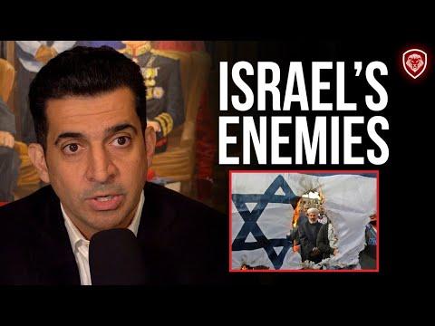 Israel's Biggest Enemy - Former Head Of Mossad