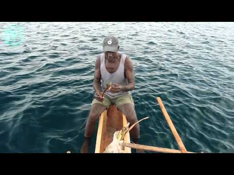 Fishing in Bougainville