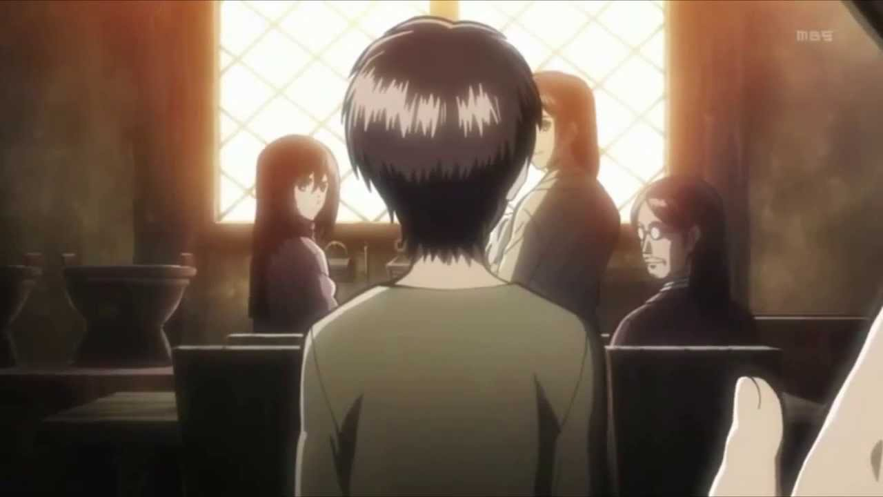 Download Attack on Titan - Episode 12 | I Was Born To This World