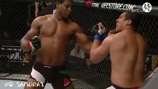 【UFC史上最高の強打者!】フランシス・ガヌー 全KO集 7試合 All 7 Knoc...