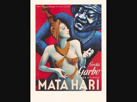 [무비리뷰] Mata Hari; 마타 하리 (1931)