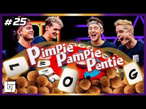 PIMPIE PAMPIE PENTIE DELUXE met Don, Jeremy, Roy en Roedie | SPELLETJESAVOND | LOGS3 | #25