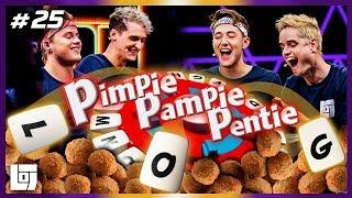 PIMPIE PAMPIE PENTIE DELUXE met Don, Jeremy, Roy en Roedie | SPELLETJESAVOND | LOGS3