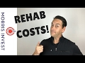 How Much Should You Spend on a Rental Property Rehab?
