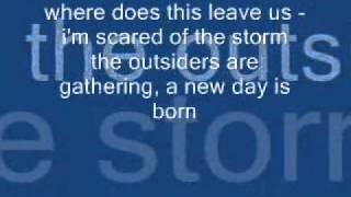 R.E.M - The Outsiders LYRICS