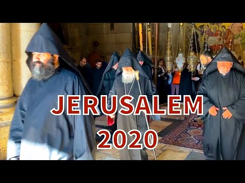 JERUSALEM 2020/OLD CITY