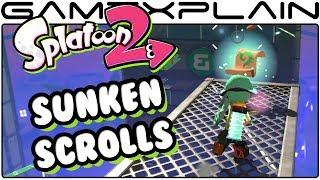 Splatoon 2 - Find All 32 Sunken Scroll Locations - Guide & Walkthrough