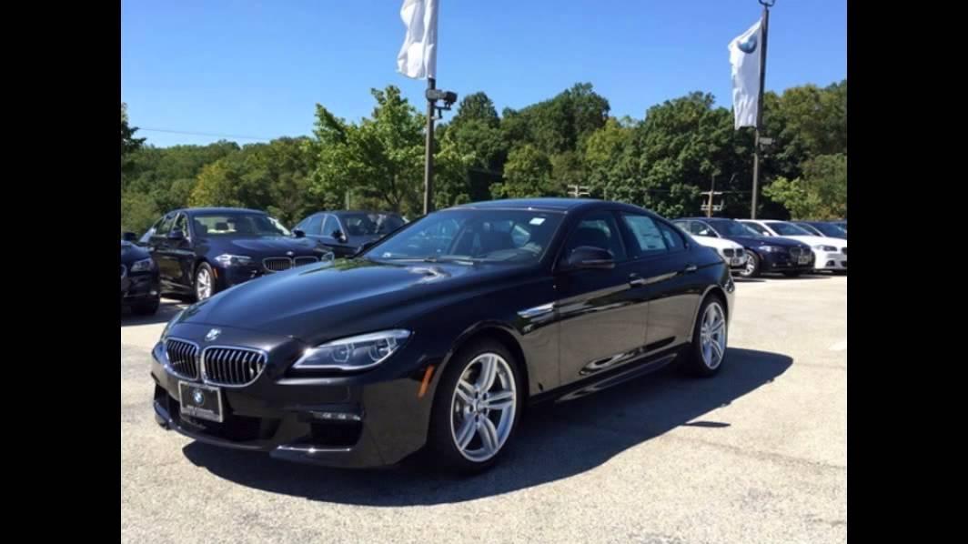 2016 BMW 640i Coupe Black Sapphire Metallic