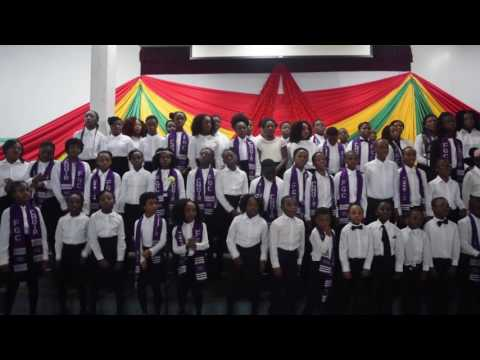 First Ghana SDA Church Children's Choir Musical Extraveganza - Dec 30, 2016