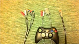 HDMI VGA Component Xbox