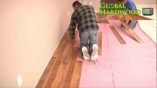 Episode 3 How to Install Laminate Flooring.wmv