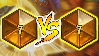 [Hearthstone] Top 7 Legend VS Top 7 Legend