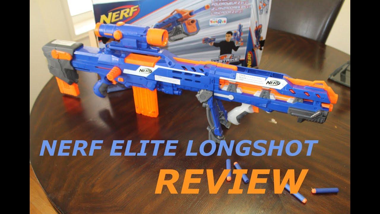 Nerf Longshot Pump Grip Kit