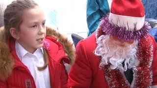 Дед Мороз заглянул на Заинскую почту