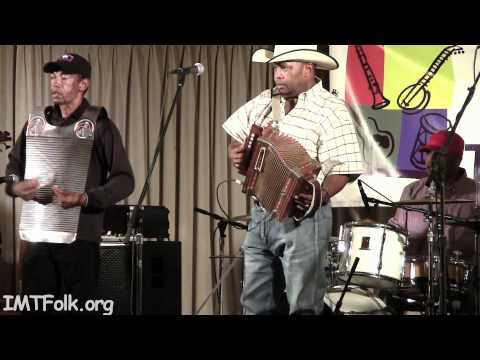 """Zydeco a Pas Sale"", Jeffery Broussard & the Creole Cowboys"