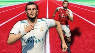 Download Video Slowest players in FIFA 18 Speed Test MP3 3GP MP4