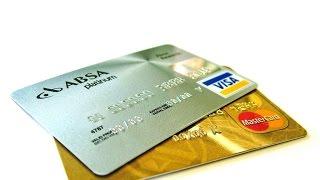 видео Какими бывают банковские карты, виды банковских карт