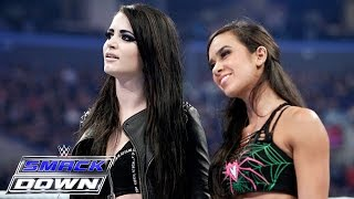 Video AJ Lee & Paige unite in a war of words with The Bella Twins: SmackDown, March 26, 2015 download MP3, MP4, WEBM, AVI, FLV April 2018