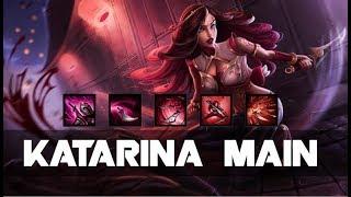 Katarina Montage #4 - Best Katarina Plays 2019   League Of Legends