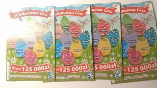 Wielkanocna Gra Premiera - Ile wygralem #58 #zdrapki lotto