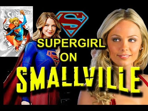 Supergirl on Smallville