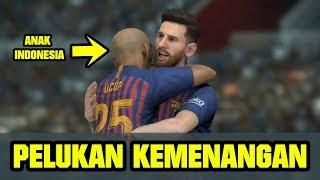 Perjalanan Dewa Sepakbola Indonesia Di Liga Spanyol | PES 2019 | Become A Legend (4)