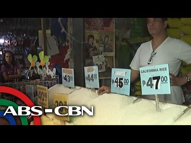 TV Patrol: Presyo ng bigas, maaaring tumaas dahil sa rice tarrification