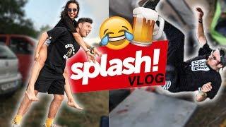 Splash! 2019 Festival Vlog 😂 (schon echt hacke)